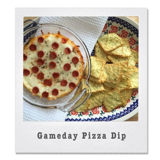 GamedayPizzaDip