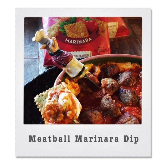 MeatballMarinaraDip