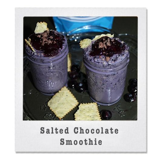 SaltedChocolateSmoothie
